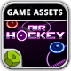 Air Hockey - Game Assets