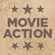 Hollywood Movie Still Action