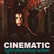 3 Cinematic Light Photoshop Action