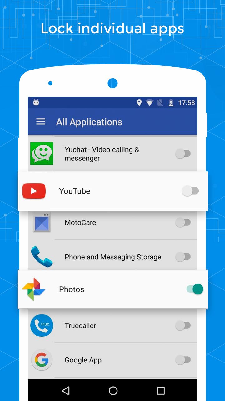 Image Result For App Locker Codecanyon