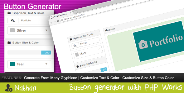 Download Button Generator nulled download