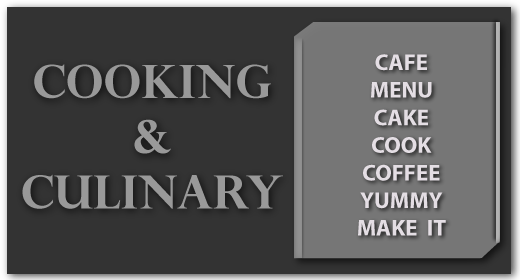 Cooking & Culinary