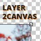 Transform Layer to Canvas Size