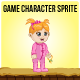 Baby Girl #1 Sprite Character