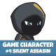 Stealth Assasin Sprite Character
