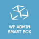 WP Admin Smart Box - Powerful AJAX search & tools for WordPress backend