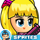 2D Game Character Sprites 291