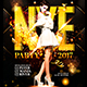 New Year Eve Party Flyer Template 6