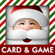 Christmas Card Unleash - Multilanguage Responsive HTML Game