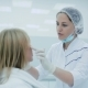 Beautician Planning Future Procedures in Clinic