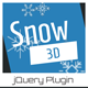 Snow 3D - Christmas jQuery Plugin