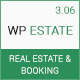 WP Estate - Real Estate Responsive WordPress Theme