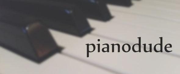 Pianodude aj