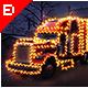 Christmas Lights Photoshop -Graphicriver中文最全的素材分享平台