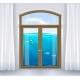 Window of Underwater Landscape
