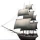 Warship brig