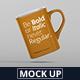 Mug Mockup - Square