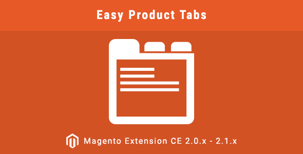 Easy Product Tabs