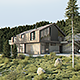 Vray Exterior Lighting Pro Daylight Settings - rendering forest full scene