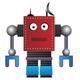 Funky Vector Robots