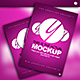 Envato Flyer Description Mockup