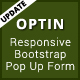 Optin - Responsive Bootstrap Pop Up Form