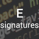 Thirty6 - e-signatures