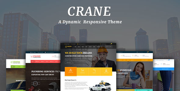 Download Crane - Multipurpose WordPress Theme nulled download