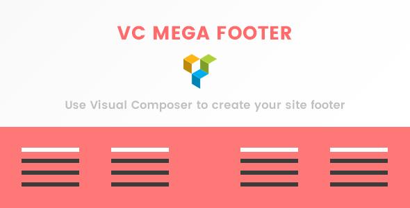 VC Mega Footer