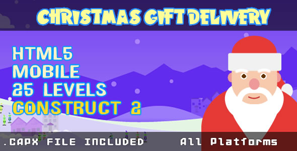 Download Christmas Gift Delivery (.CAPX) nulled download
