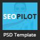 SeoPilot - SEO PSD Template