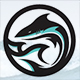 Shark Wave Logo