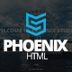 Phoenix - Responsive One Page Parallax Template