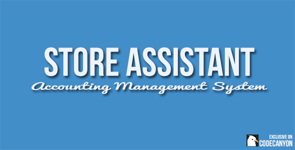 Download Store Assistant - Accounting Management System nulled download