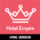 Hotel Empire - Hotel Reservation HTML Template