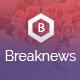 Breaknews - Responsive Personal Blog Theme