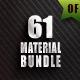 61 Material Backgrounds Bundle