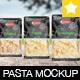 Italian Pasta Mock Up VOL.1