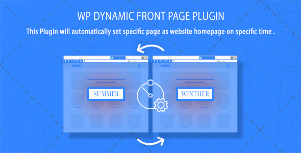 Download WordPress Dynamic Front Page Plugin nulled download