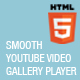 Smooth Youtube Video Gallery Player
