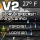 Weather Conditions V2 5 Day Forecast World Wide - ActiveDen Item for Sale