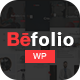 Befolio - Creative MultiPurpose WordPress Theme