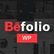 Befolio - Creative MultiPurpose WordPress Theme