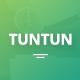 Tuntun - Creative One Page PSD Template