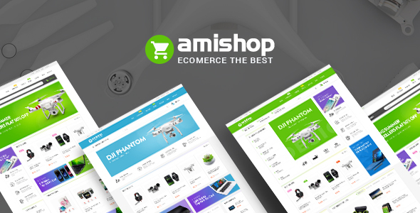 Amishop - Multipurpose WooCommerce WordPress Theme