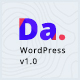Da - Creative Multi-Purpose WordPress Theme