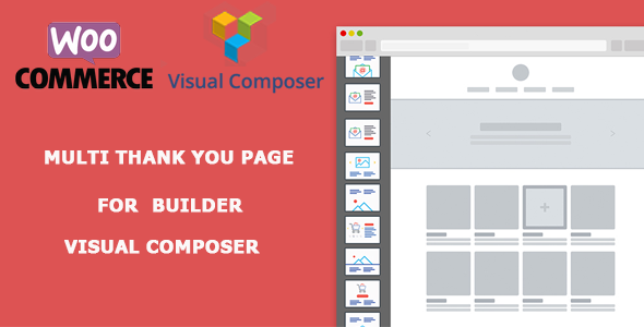 WooCommerce Multi Thank You Page Builder For Visual Composer - CodeCanyon Item for Sale