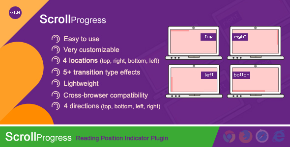 Download ScrollProgress - Reading Position Indicator nulled download