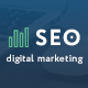 SEO - Seo Company - Seo & Digital Agency PSD Template