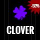 Clover - creative minimal portfolio html5